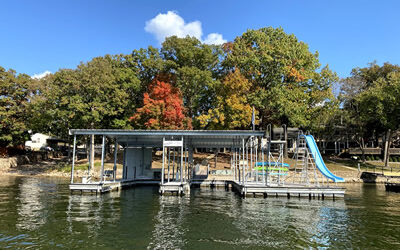 Amazing Vacation Home, Water Toys, Covered Dock & Ramp